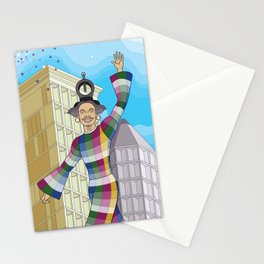 Il balaustrone (The Compass) Stationery Cards