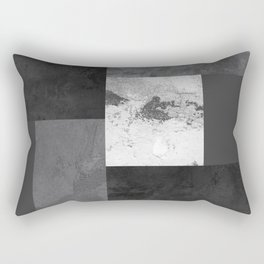 Light from the end of the tunnel Rectangular Pillow