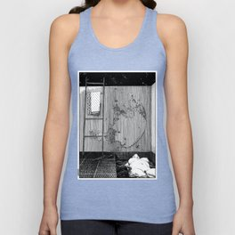 asc 543 - La lupara (Don't forget your silver bullets after midnight) Unisex Tank Top