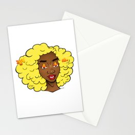 Edda Powerful Black Girl Magic * Stationery Cards