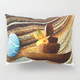 Sand Bowls Pillow Sham