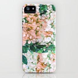 1992 Floral iPhone Case