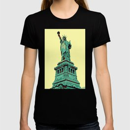 Lady Liberty NYC Stay Strong T-shirt