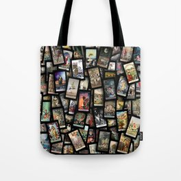 TAROT DECK Tote Bag
