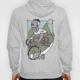 Ride my Bike Hoody