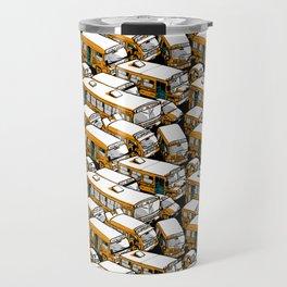 Buses Travel Mug