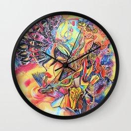 """Future is so bright"" Wall Clock"