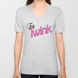 Fat Twink Unisex V-Neck