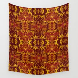 Infrared Amber Arcana Wall Tapestry