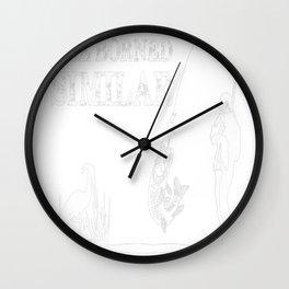 all young fishermen Wall Clock