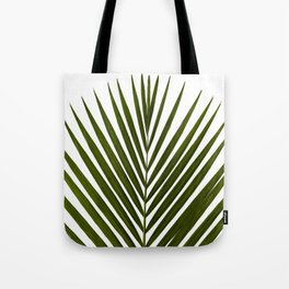 Bamboo - Tropical Botanical Print Tote Bag