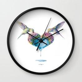 Nectar Wall Clock