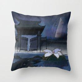 Mulan - Follow Your Heart Throw Pillow