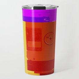 Databent Floppy Disks #2 Travel Mug