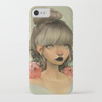 mini iPhone & iPod Cases featuring ambrosial by loish
