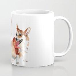 watercolor dog vol 13 corgi Coffee Mug