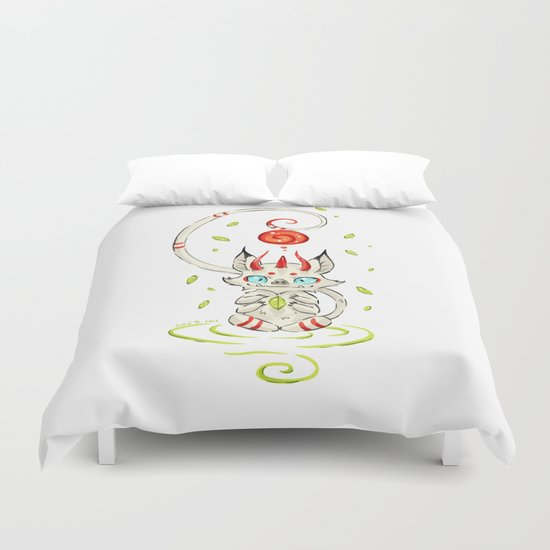 Little Monster 2 Duvet Cover