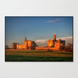 Walkworth Castle Canvas Print