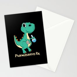 Pharmasaurus Rx - Gift Stationery Cards