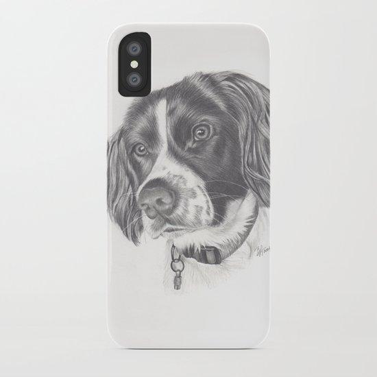 Springer iPhone Case