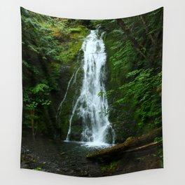 Madison Creek Falls Wall Tapestry
