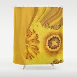 Subitems Disrobed Flowers  ID:16165-082305-64220 Shower Curtain