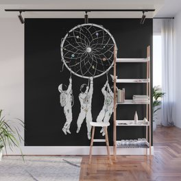 The Dreams We Have Wall Mural
