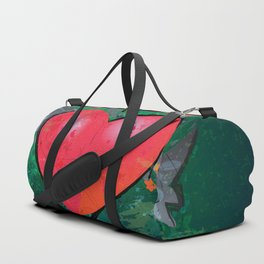 Aching Heart Duffle Bag