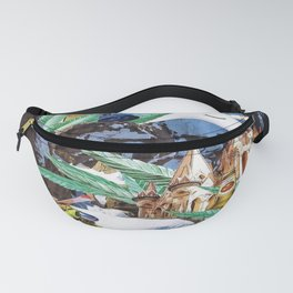 In the Weeds Fanny Pack