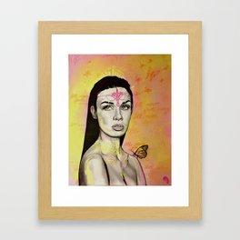 Intro Framed Art Print