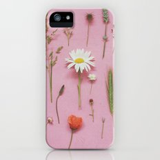 Wild Flowers iPhone (5, 5s) Slim Case