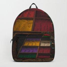 The Colors of Kathmandu City 02 Backpack