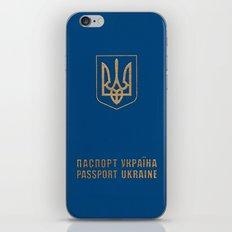 Ukrainian iPhone & iPod Skin