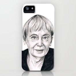 Ursula Le Guin iPhone Case