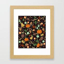Thanksgiving #4 Framed Art Print