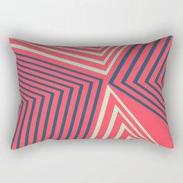 Geometric Design No1 Rectangular Pillow