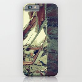 Lost Place iPhone Case