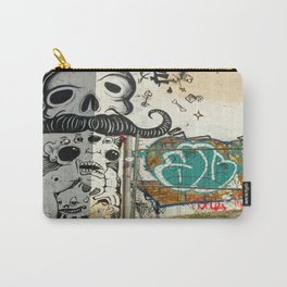 Corner Wall  Carry-All Pouch