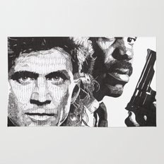 Lethal Weapon Rug