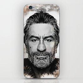 Robert De Niro - Caricature iPhone Skin