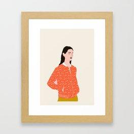 CAMELEON II Framed Art Print