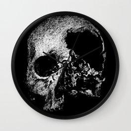 Viking Skull Wall Clock