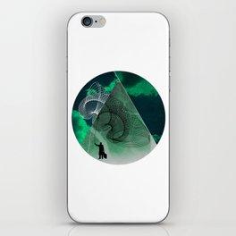 Mind iPhone Skin