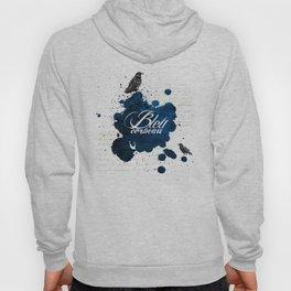 Bleu Corbeau Hoody