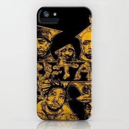 Wu-Tang iPhone Case
