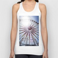 carnival Tank Tops featuring CARNIVAL by Richard Torres Photo