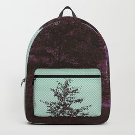 Purple forest Backpack