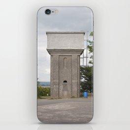 Ringville - Water Towers of Ireland iPhone Skin