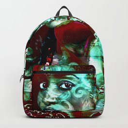 ORIENTAL ROSE QUEEN Backpack