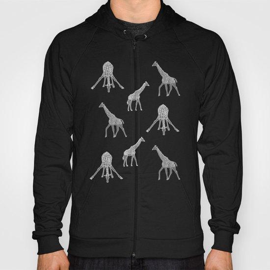 Strike a Pose (Giraffe) Hoody